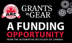 Grants in Gear winners announced