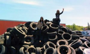 Tire Take Back 2015 continues to grow with farmers in the mix