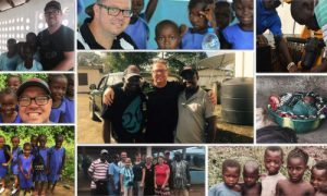 St Thomas auto recycler changed by Africa mission trip