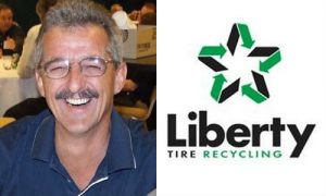 Mike Moffat of Liberty Tire Recycling passed away recently after a battle with cancer.