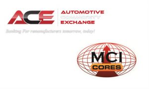 ACE and MCI Cores logos