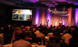 The Hollander - eBay Technology Summit will take place in Minneapolis, Minnesota.