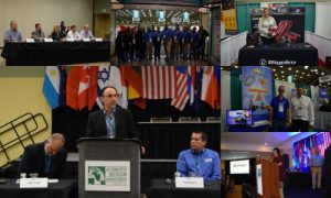 A few photos from the 73rd annual ARA Convention and Exposition! Check out the gallery below for more!