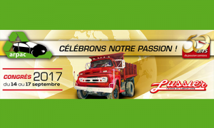 The ARPAC will hold their annual conference from September 14-17 at the Hôtel Mortagne, in Boucherville, Québec.