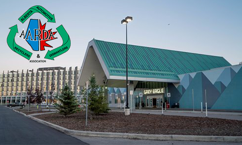 The AARDA members will be holding their annual conference meeting at the Grey Eagle Resort & Casino in Calgary, Alberta.