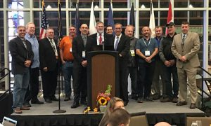 The inaugural Auto Recyclers Northeast (ARNE), gathered over 300 automotive recycling leaders, employees, sponsors and supporters from across the North Eastern states & neighbouring Canadian Provinces in Albany, New York.