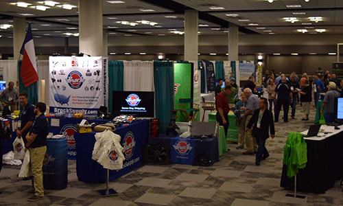 This year's annual convention and trade-show attracted over 900 delegates, 96 exhibiting companies, 31 presentations and 16 countries represented.