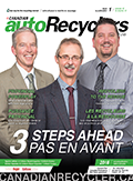 2018's Canadian Auto Recycler magazine is now available in print and online!