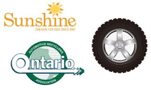 Over the past eight years, OARA has helped to raise more than $1.1 million for The Sunshine Foundation of Canada.