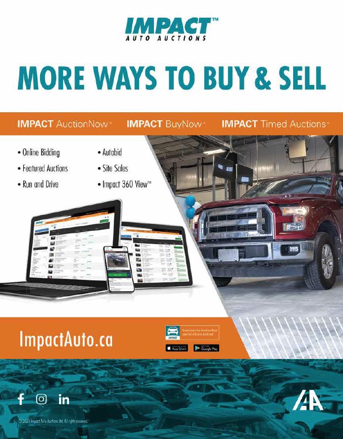 Impact auto auction