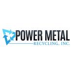 power metal logo square