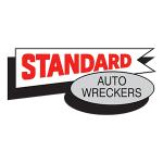 standard auto wrecker logo square